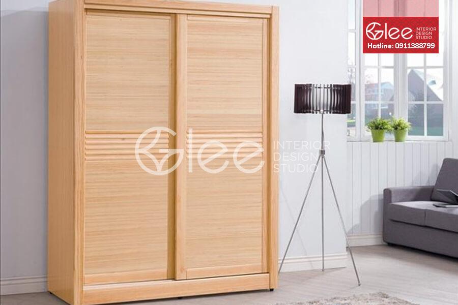 Tủ quần áo gỗ GTA22