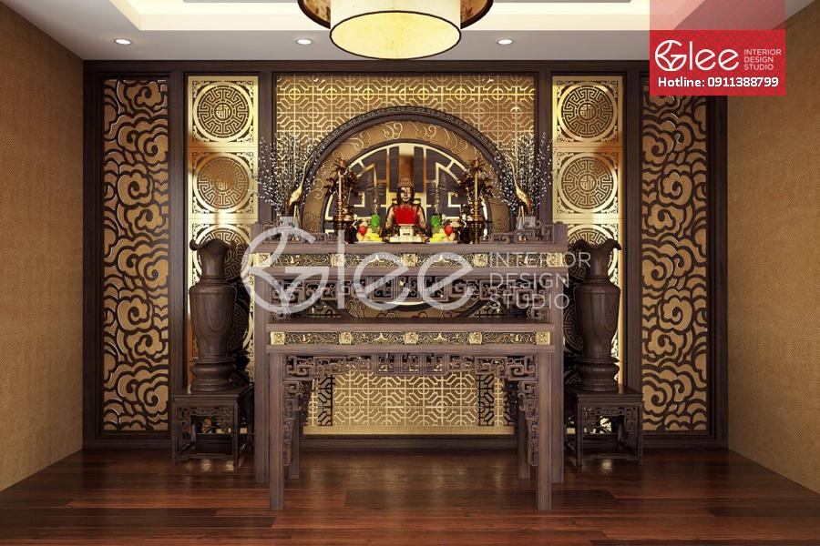 bàn thờ đẳng cấp